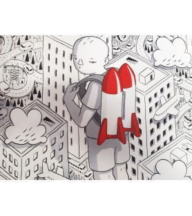 MILLO -LIMITED - I Want to Go Home - limited