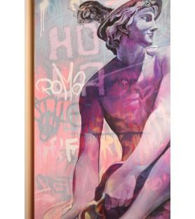 Pichiavo - Hermes - canvas