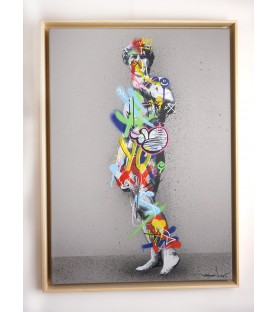 Martin Whatson - DAVID- Canvas