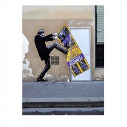 Levalet - ICNOCLASME - photo limited edition 16/18 - signed