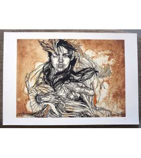 Swoon - screenprint limited...