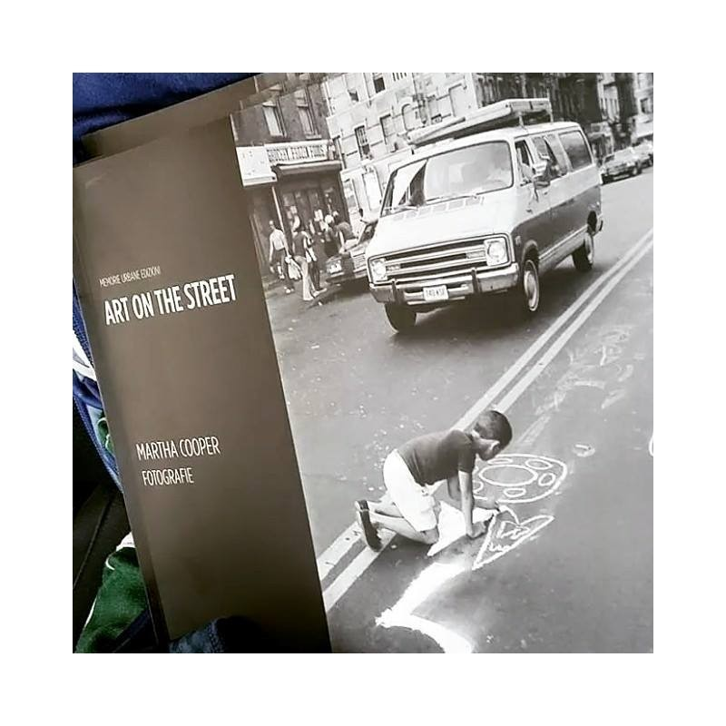 "Catalog ""Memorie Urbane 2014 + Catalogo Martha Cooper 'Art on the Street"""