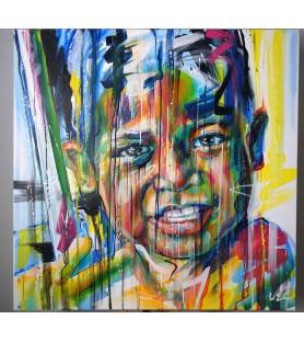SEMA LAO  - Peace - canvas 3