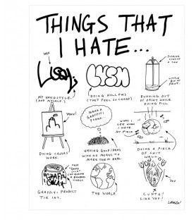 Lush - Things that I Hate -...