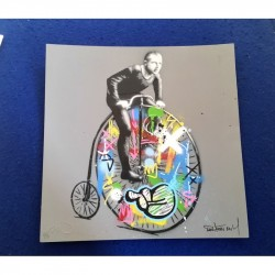 Martin Whatson -Velicoped - original - 2 of 3