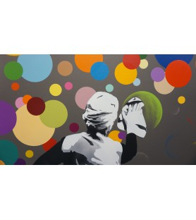 Kunstrasen - Bubble...