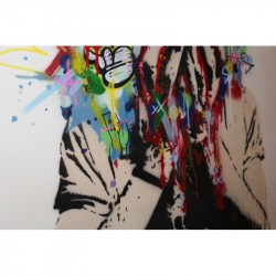 Nafir - Martin Whatson - original  unique - Tear Gas