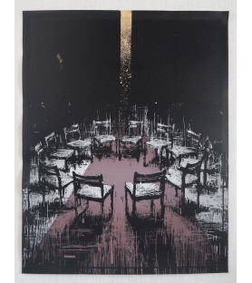 Borondo - screen print -...