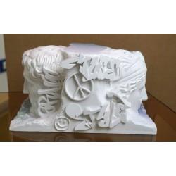 PICHI & AVO - Hybrid Psyche- sculpture