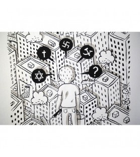 Millo - Canvas - hand...