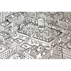 MILLO - original - Hoxton Square - Hipster Park