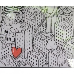 MILLO - original - untitled 2