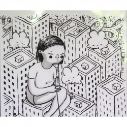 MILLO - original - Untitle 1
