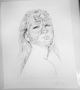 Sandra Chevrier - Large...