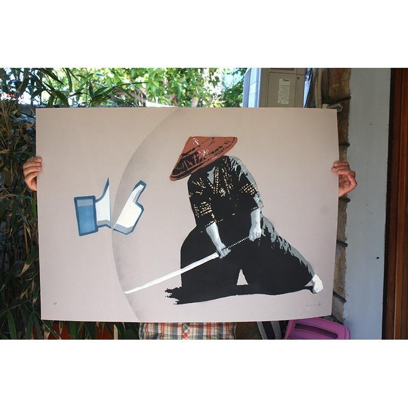Nafir - original - Samurai Likeism - original - number 1