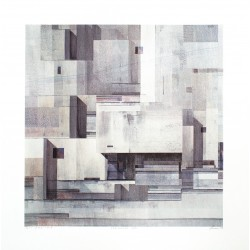 Chazme 718 - New order 3 - limited screen print
