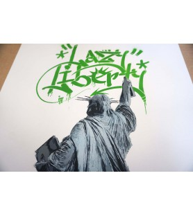 ILL - Lazy Liberty - spray...