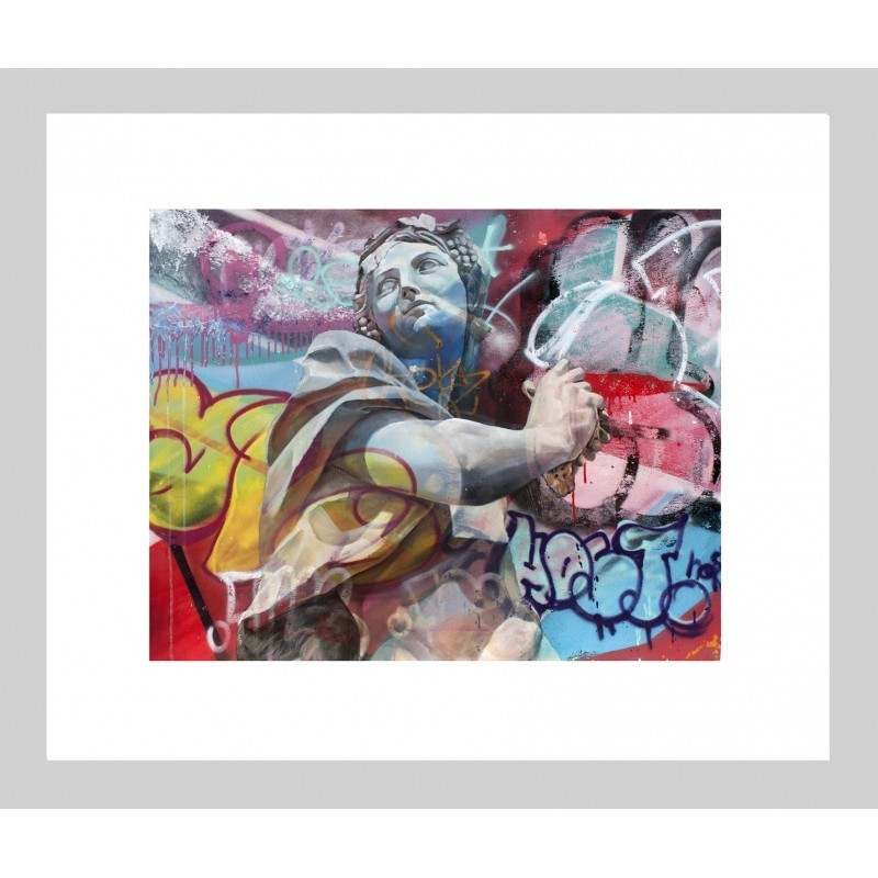PICHIAVO - BACCO - GICLEE FINE ART EDITION - number 1