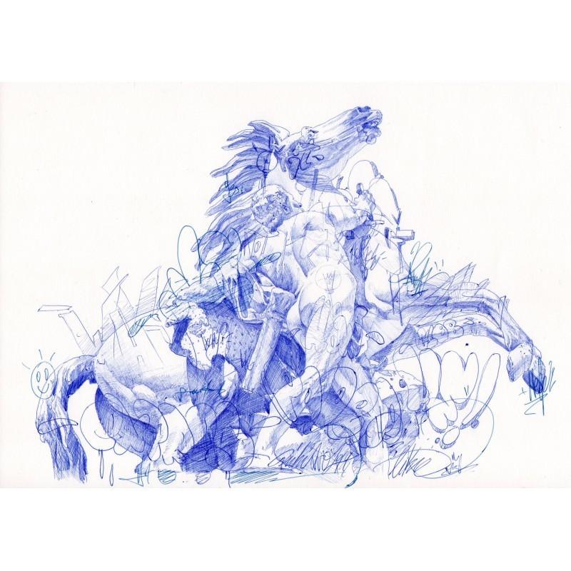 PICHIAVO - original - sketch 17