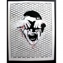 Alias - CRY BOY -Stencil original on paper