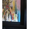 Sema Lao - original on canvas board
