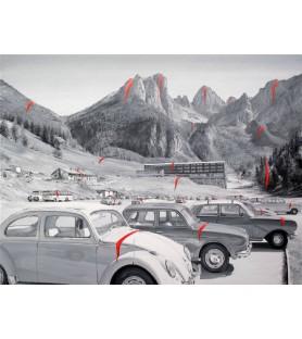 Paco Pomet - Llagas -canvas
