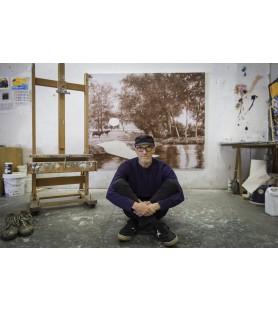 Paco Pomet - Dictum - canvas
