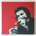 Kunstrasen - Burn Capitalism - Canvas 1/1