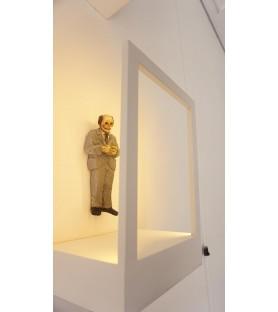 ISAAC CORDAL - sculpture