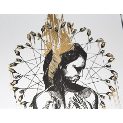 BOSOLETTI - limited screenprint - untitled