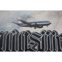 Khamoosh and Nirone - canvas original