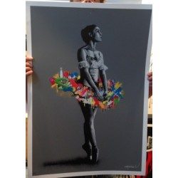 Martin Whatson - En Pointe - limited edition