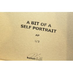 Kunstrasen - A bit of a self portrait - Red edition -