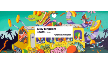 Kingdom Juicy - Koctel - solo show